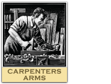 The Carpenters Arms Faversham Logo