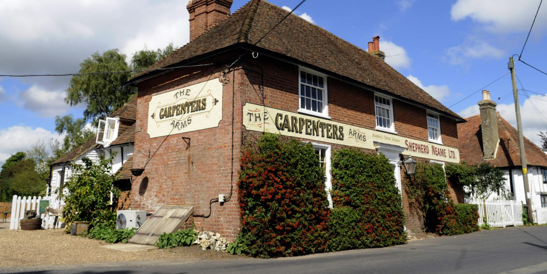 The Carpenters Arms Faversham