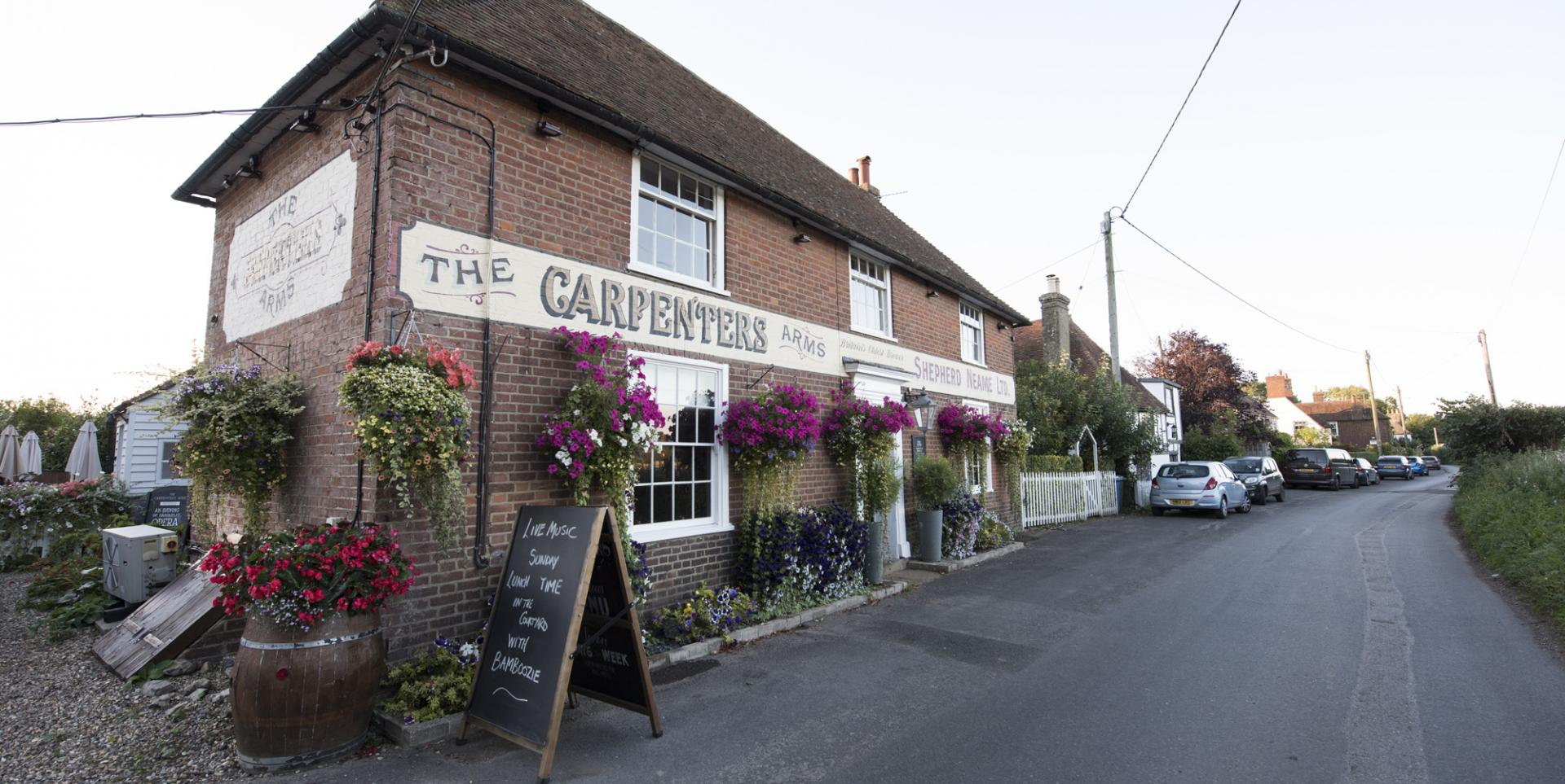 Carpenters Arms, Eastling, Faversham
